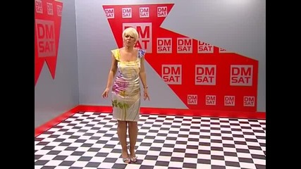 Dara Bubamara - Zeljo moja - Kontra - (TvDmSat 2008)