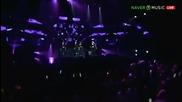 Kara 4th Album Showcase - Damaged Lady Live [02/9/13]