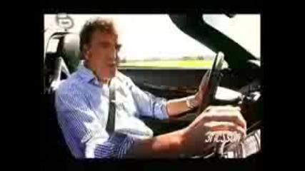 Top Gear - Porsche Carrera Gt(бг Аудио)