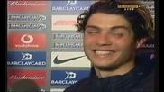 Cristiano Ronaldo - funny interview
