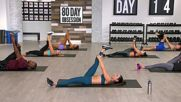 Autumn Calabrese - Day 14 Stretch Release Phase 1. 80 Day Obsession