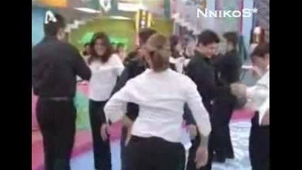 Agalia ta pragmata sou - Makis Xristodoulopoulos live tv 09