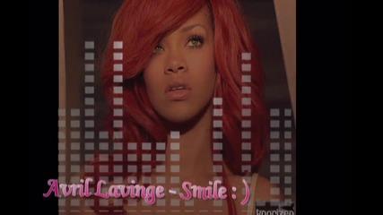 Rihanna // Smile : )