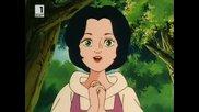 Легендата за Снежанка - Детски Сериен Анимационен Филм 3 Епизод Бг Аудио