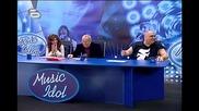 Music Idol 2 - Стелиана Стефанова /футбол