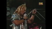 Chris Jericho Debuts In The Wwe - Raw 09.08.1999