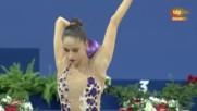 Невяна Владинова с бронз от Световното първенство по художествена гимнастика
