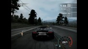 Need For Speed Hot Pursuit Lamborghini Reventon Drift