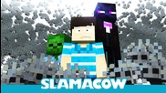 Silverfish Encounter - Minecraft Animation - Slamacow