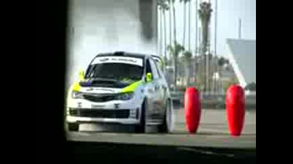 Youtube - Ken Block Gymkhana Two The Infomercial