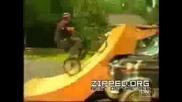 Bmx - crash !!!