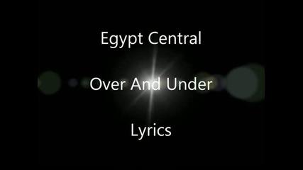 Egypt Central - Over And Under Lyrics