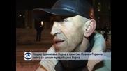 Нощно бдение във Варна в памет на Пламен Горанов, който се запали пред община Варна