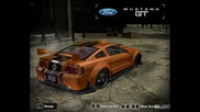 Моите коли в Need for Speed Most Wanted