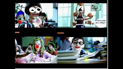 Пародия на рекламата на M - tel Prima 4kids