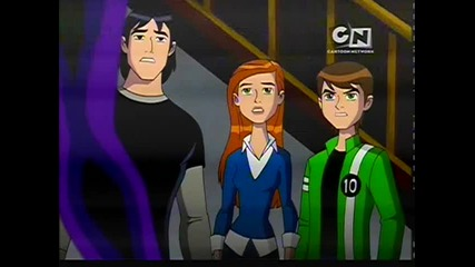 ben10-what Are Little Girls Made Of
