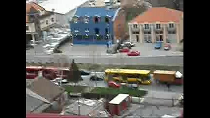 Откачени автобусни шофьори