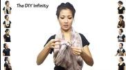 25 Начина за завързване на шал