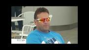 ВИДЕО: Скандален играч на крикет с благотворителен мач