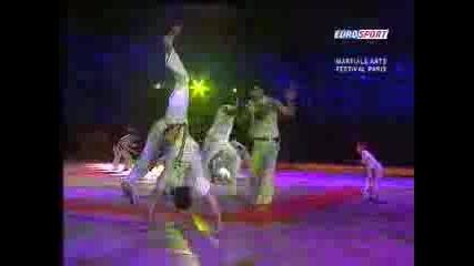 Capoeira - Martial Arts Festival Bercy 200