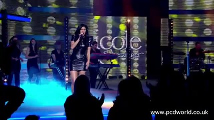 Nicole Scherzinger - Dont Hold Your Breath (lets Dance For Comic Relief - 12th March 2011)