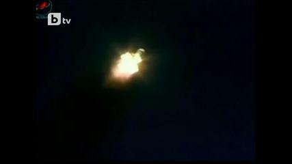 btv - Руският космически кораб _прогрес М-13м_ полетя към Мк