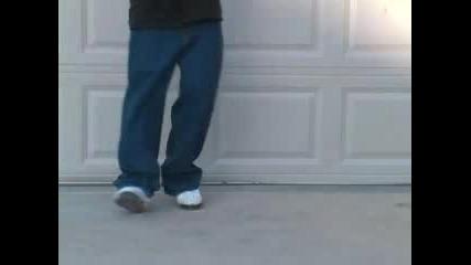Sylo - Heel Toe C - Walk Tutorial