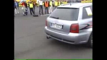 Старт на Audi