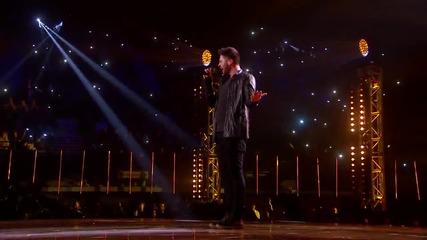 Победителят в The X Factor Uk 2014 - Ben Haenow
