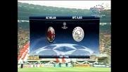 1995 Champions League Final - Ajax vs Milan