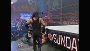 Batista vs. The Undertaker – World Heavyweight Title Match: WWE Cyber Sunday 2007 (Full Match)
