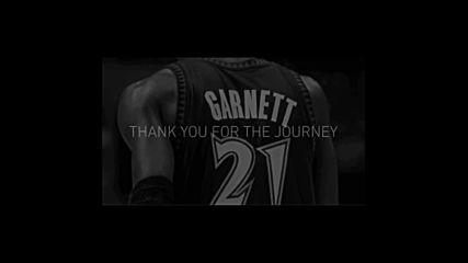 Kevin Garnett Farewell