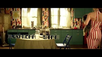 New! +превод Alexandra Stan - Lemonade ( Официално Видео )
