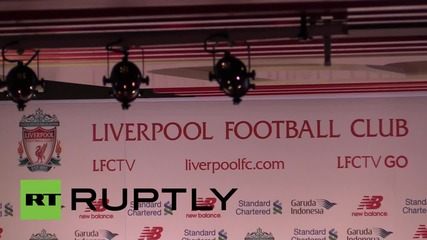 UK: 'Normal one' Jurgen Klopp holds first press conference as Liverpool FC manager