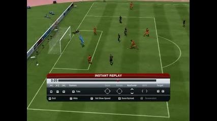Fifa 13-страхотен гол на Еден Азар