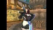 World Of Warcraft - Warrior Vs Paladin