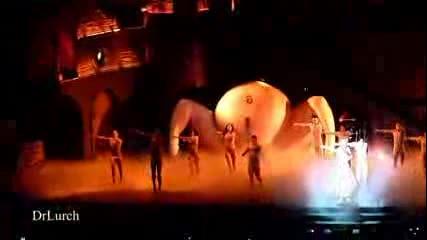 Lady Gaga - Highway Unicorn & Born this Way live New Zeland