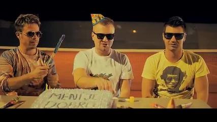In Vivo i Djomla Ks feat. Marconi - Meni je dobro (official video 2013)