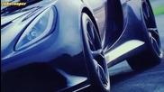 Bruno Senna - Lotus Exige S