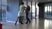 """Dancing Stars - Ето как се """" ражда """" танца - Мариан и Михаела 16.03.2014г."""
