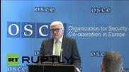Austria: Last steps in Iran nuclear talks will be the most difficult, warns Steinmeier