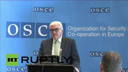 Austria: Last steps in Iran nuclear talks will be the most difficult, warns Steinmeier
