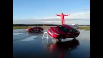 Пилотите От Saab Performance Team