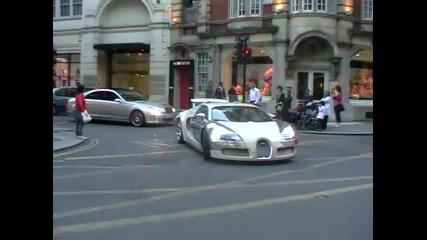 Bugatti Veyron Centenaire Acceleration