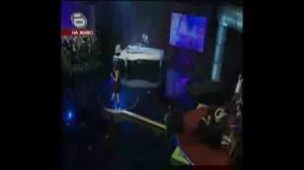 Music Idol 3 - Последният малък концерт на Соня