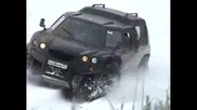 Extreme Amphibious Russian offroad vehicle Aton - Impulse Viking - 2992