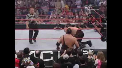 Wwe Kane vs Big Show (backlash 2007)