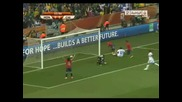 гол на чили срещу Хондурас (0 - 1)