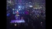 Реи Мистерио Срещу Острието - Royal Rumble 2008