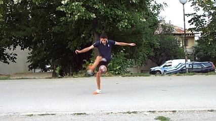 Freestyle умения в България
